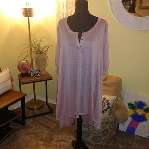 Hi-Lo dress/tunic